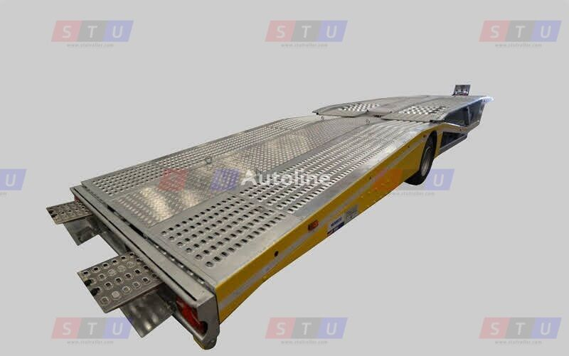 new STU CAR CARRIER - TRUCK CARRIER car transporter semi-trailer