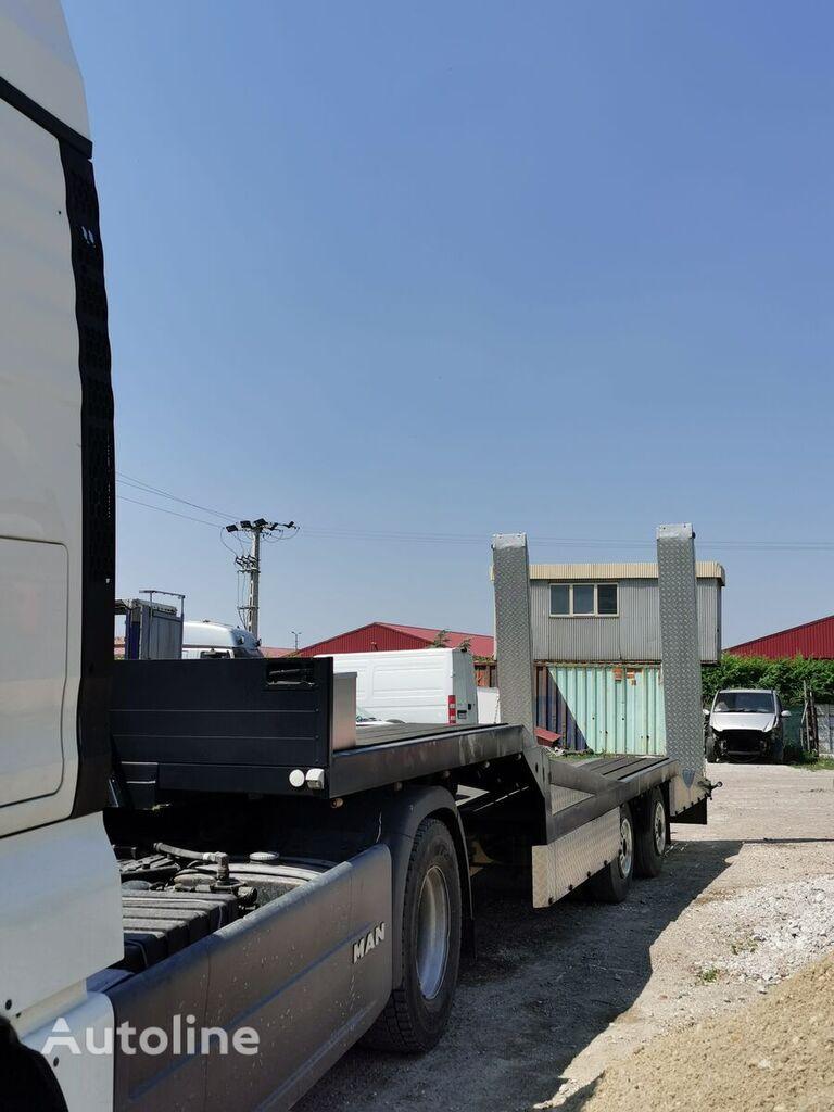 TRAILOR car transporter semi-trailer