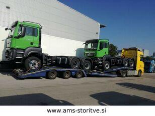 VS-mont LKW Transporter car transporter semi-trailer