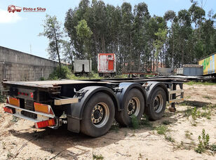 PACTON TXC339 chassis semi-trailer