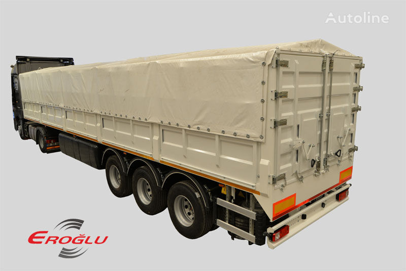 new EROGLU chassis semi-trailer
