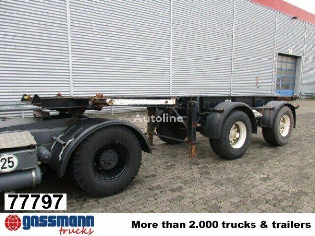 KASSBOHRER  SC / 24-36 chassis semi-trailer