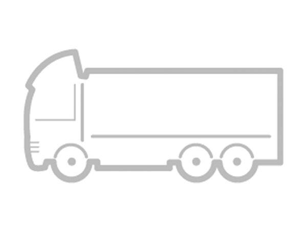 KRONE SDP 24 chassis semi-trailer