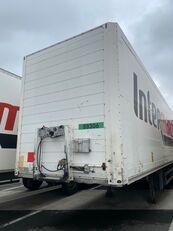 SCHMIDT FURGON TRES EJES  PUERTA ELEVADORA closed box semi-trailer