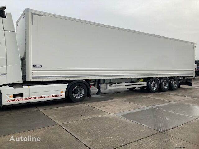 new VAN HOOL KAST - PLYWOOD - BOX closed box semi-trailer