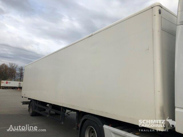 ANDERE Insulated box closed box semi-trailer