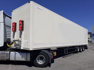 GUILLEN GSRE3 closed box semi-trailer