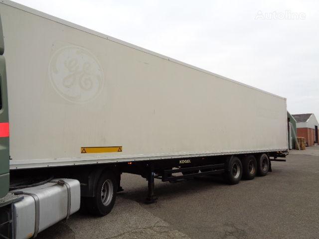 KÖGEL APK closed box semi-trailer