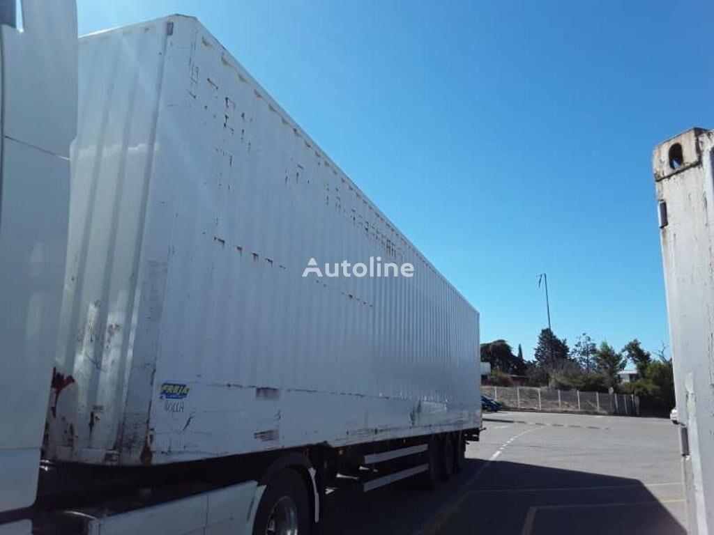 LECI TRAILER Van Trailer closed box semi-trailer