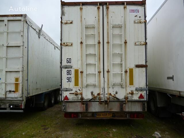 LEGRAS FOND MOUVANT closed box semi-trailer