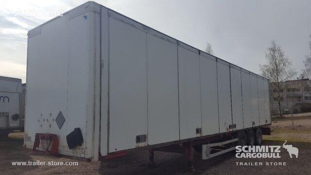 SCHMITZ CARGOBULL Dryfreight Standard closed box semi-trailer