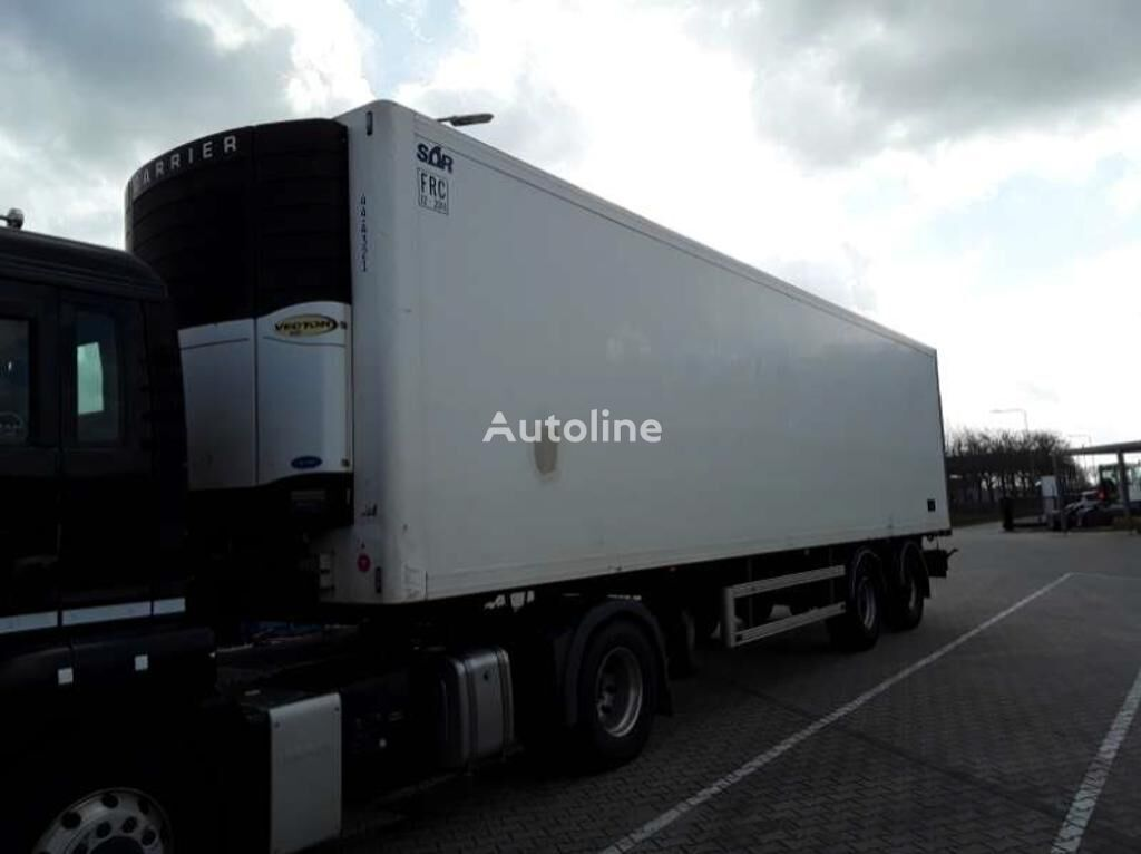SOR Reefer closed box semi-trailer