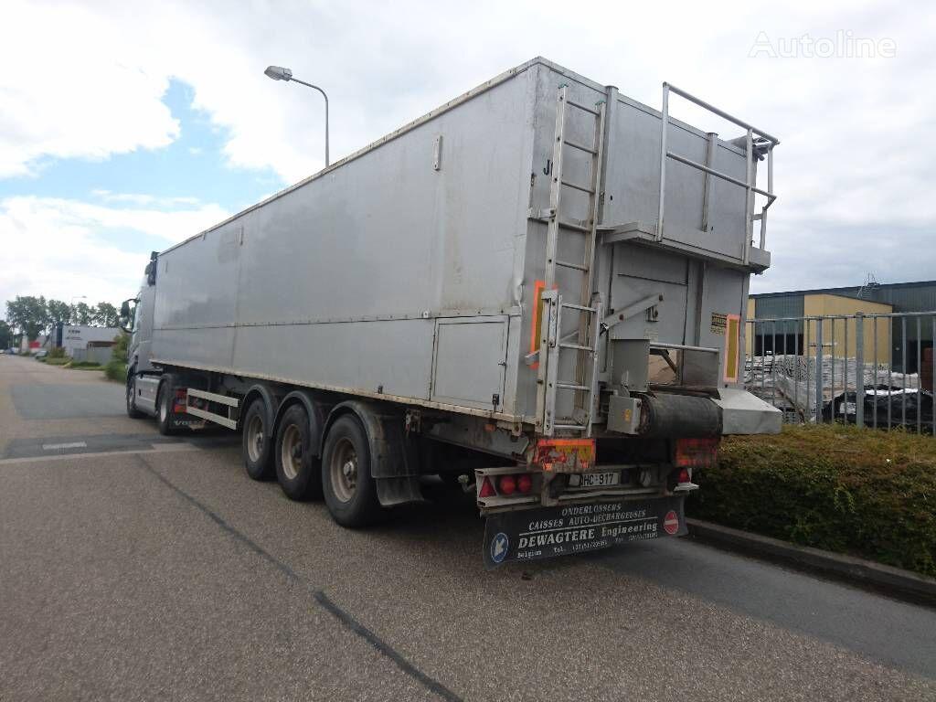 Turbos Hoet Turbo Hoet Dewachtere closed box semi-trailer