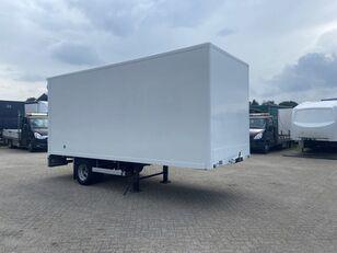 VELDHUIZEN gesloten closed box semi-trailer