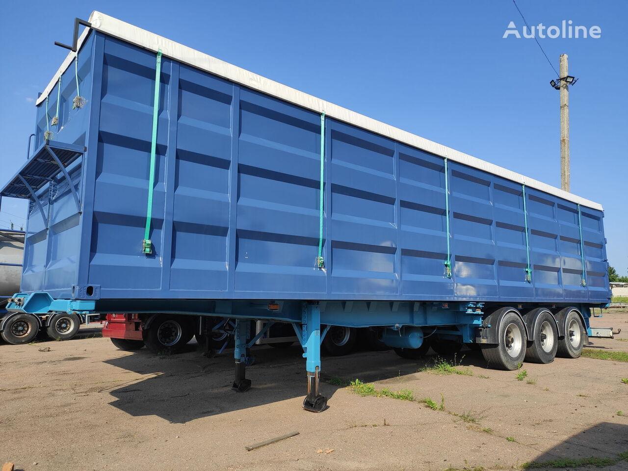 BLUMHARDT Sattelan container chassis semi-trailer