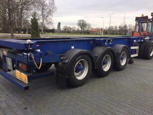 DENNISON 04/DA 07 container chassis semi-trailer