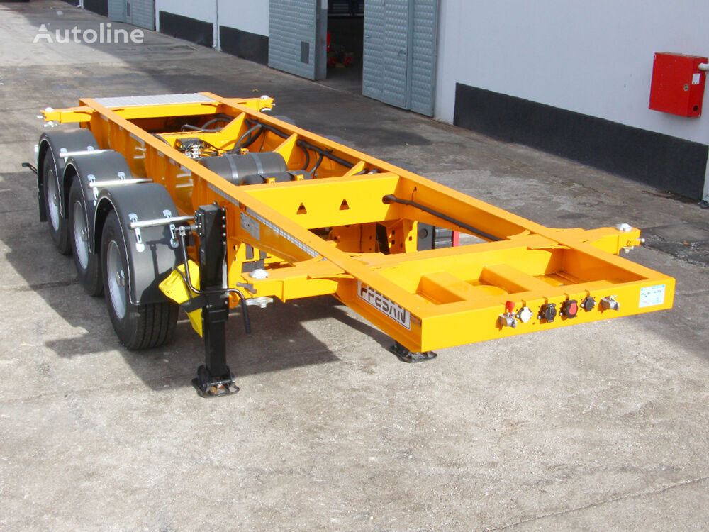 new FESAN CONTAINER CARRIER CHASSIS FOR 20