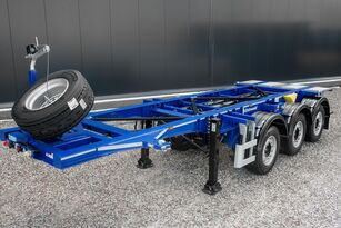 new GRUNWALD GSC03 20FT tank container chassis semi-trailer