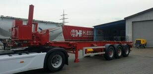 """MAFA Container Kippchassis  40"""" / 30"""" / 20"""" ADR! container chassis semi-trailer"""