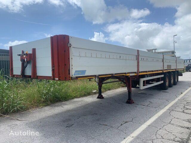 VIBERTI container chassis semi-trailer