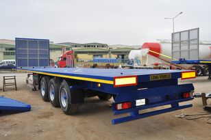 new Vertra Trailer NEW VERTRA FLATBED SEMI TRAILER FROM MANUFAACTURER container chassis semi-trailer