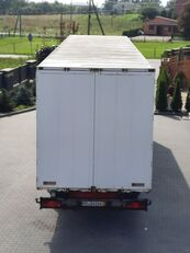 Weka SANH GESCHL. KASTEN container chassis semi-trailer