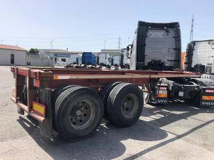 ACERBI container chassis semi-trailer