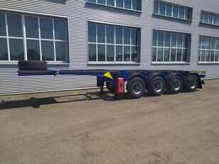 new APS 554311 container chassis semi-trailer