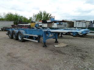 BLUMHARDT S36R2L container chassis semi-trailer