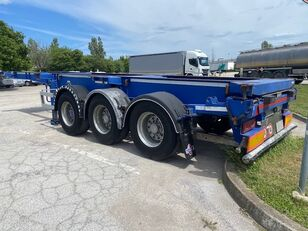 DENNISON EF25SKA container chassis semi-trailer