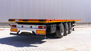 new EMIRSAN Direct from Factory Custom Made Trailers  container chassis semi-trailer