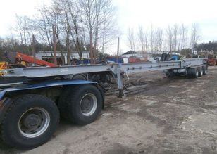 HOFFMANN container chassis semi-trailer