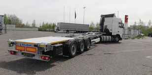 new KOLUMAN 40Ft container chassis semi-trailer