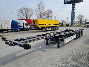 KRONE SD container chassis semi-trailer