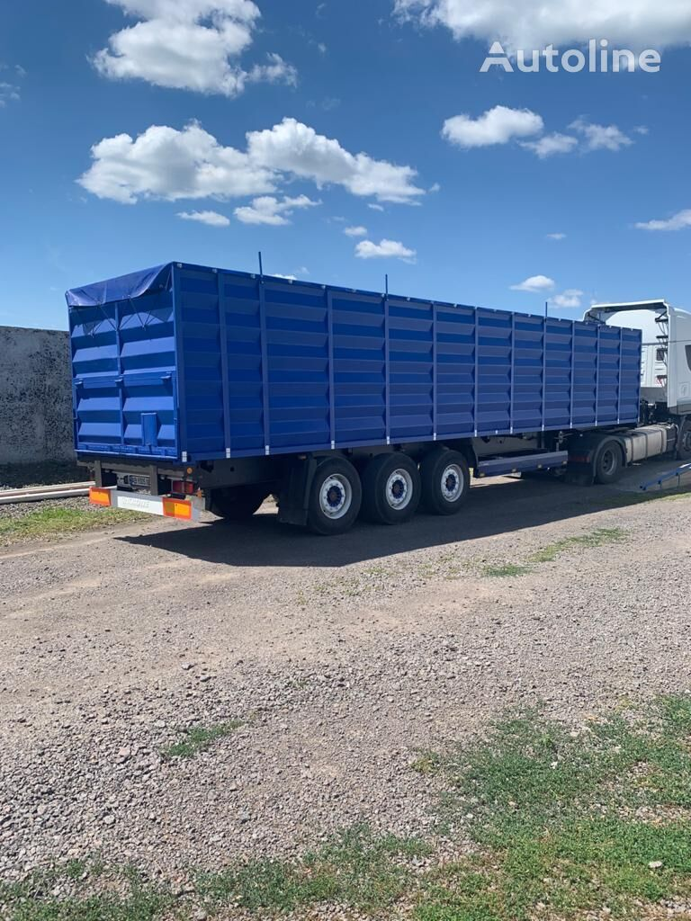 KRONE SDP 27 container chassis semi-trailer