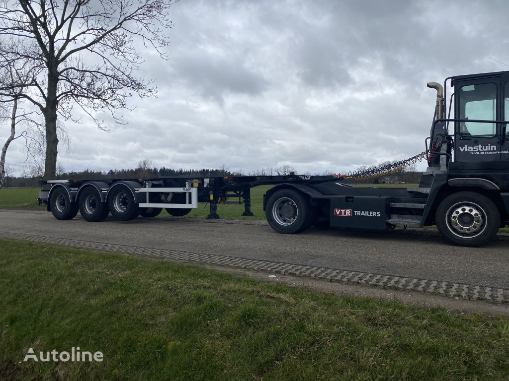 LAG O-3-CC 70 | 30 FT TANK CONTAINER CHASSIS | TANK CHASSIS container chassis semi-trailer