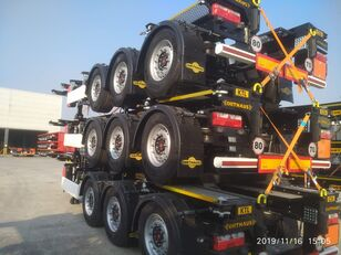 new ORTHAUS 30 ft-20 ft Tank Container Carrier container chassis semi-trailer