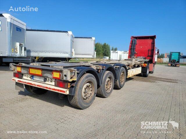 SCHMITZ CARGOBULL container chassis semi-trailer