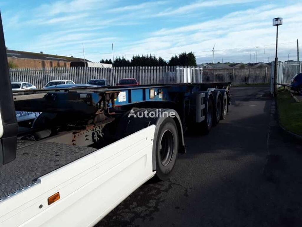 SDC Chassis container chassis semi-trailer