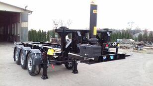 new Schmitz Marke WOLF Typ NC-3 Baujahr 2021 container chassis semi-trailer