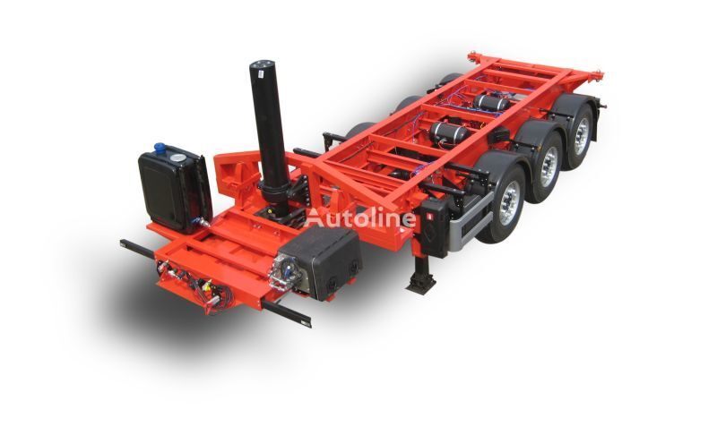 new VARZ NPK  container chassis semi-trailer