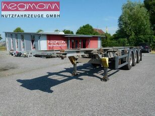 """WEB Trailer LPRS24, Tankcontainerchassis 20"""" und 30"""" container chassis semi-trailer"""