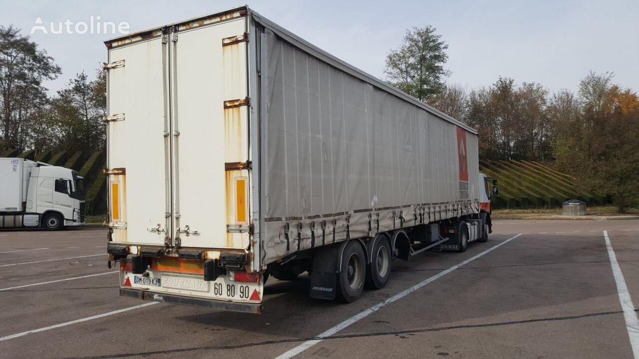 ACKERMANN-FRUEHAUF curtain side semi-trailer