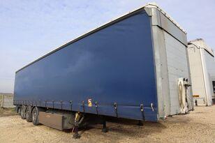 FLIEGL SDS 390 curtain side semi-trailer