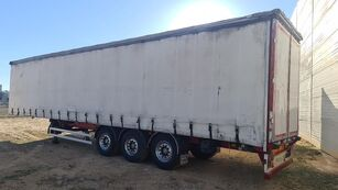 FRUEHAUF curtain side semi-trailer for parts