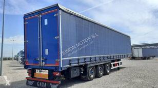 GUILLEN curtain side semi-trailer