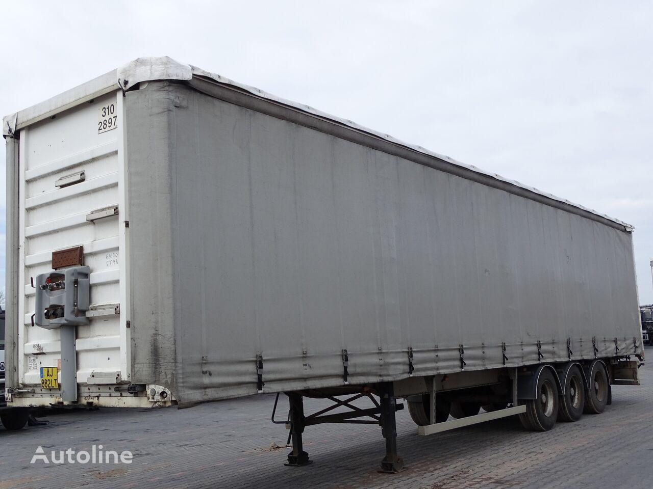 General Trailers STANDARD STRONG FLOOR  curtain side semi-trailer