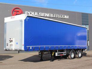 new HANGLER 27-paller curtain side semi-trailer