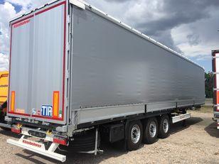 new KASSBOHRER K.SCX X/125-12/27 RU   curtain side semi-trailer