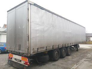 KÖGEL curtain side semi-trailer for parts